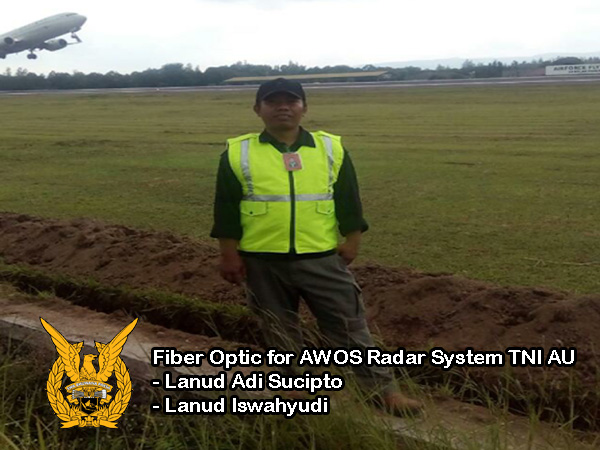 Jasa Galian Kabel Fiber Optic